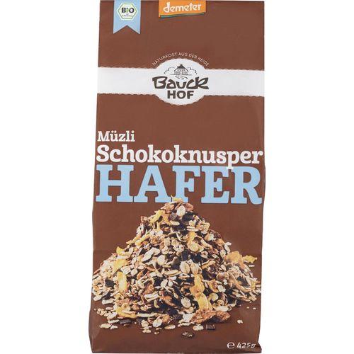 Musli cu ovaz si ciocolata ecologic Bauck Hof