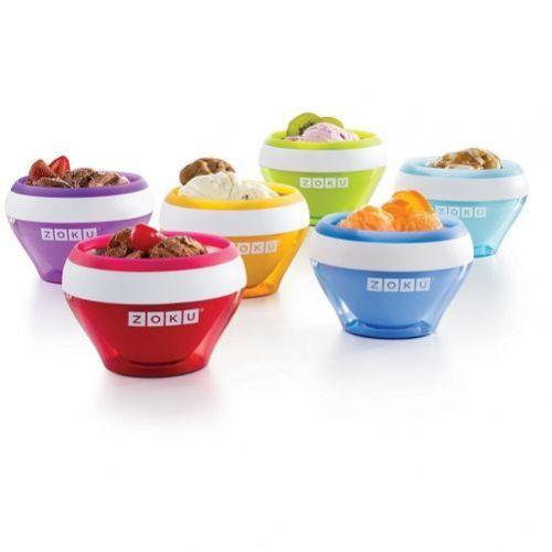 Zoku  Ice Cream Maker  violet