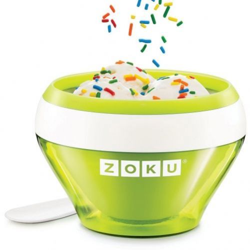 Zoku  Ice Cream Maker  verde