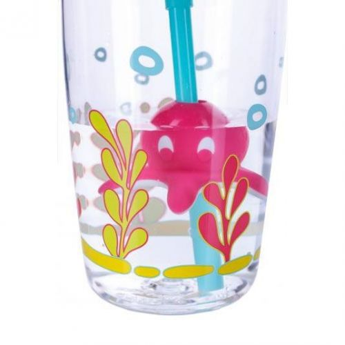 Contigo Bueno Floating Straw-Caracatita 470 ml