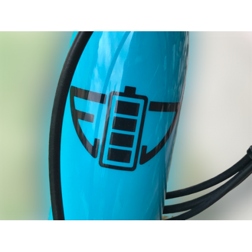 Bicicleta Electrica  Eljoy Revolution 5.0, autonomie 142 km
