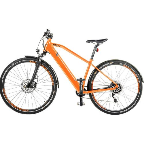 Bicicleta Electrica  Eljoy Revolution 3.0, autonomie 142 km