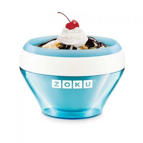 Zoku  Ice Cream Maker  albastru-deschis