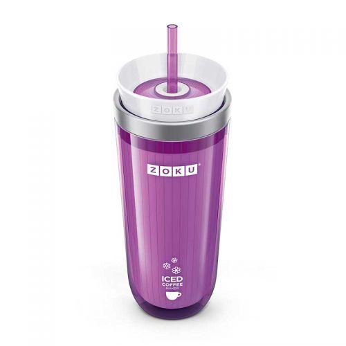 Zoku Iced Coffee Maker  violet