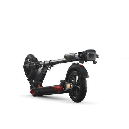 Trotineta electrica E-TWOW Booster V, NEGRU,  autonomie 40 km, viteza maxima 36 km/h, Facelift