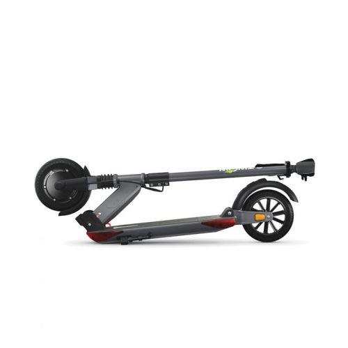 Trotineta electrica E-TWOW Booster Plus S, Gri, autonomie 35 km, viteza maxima 36 km/h - Facelift